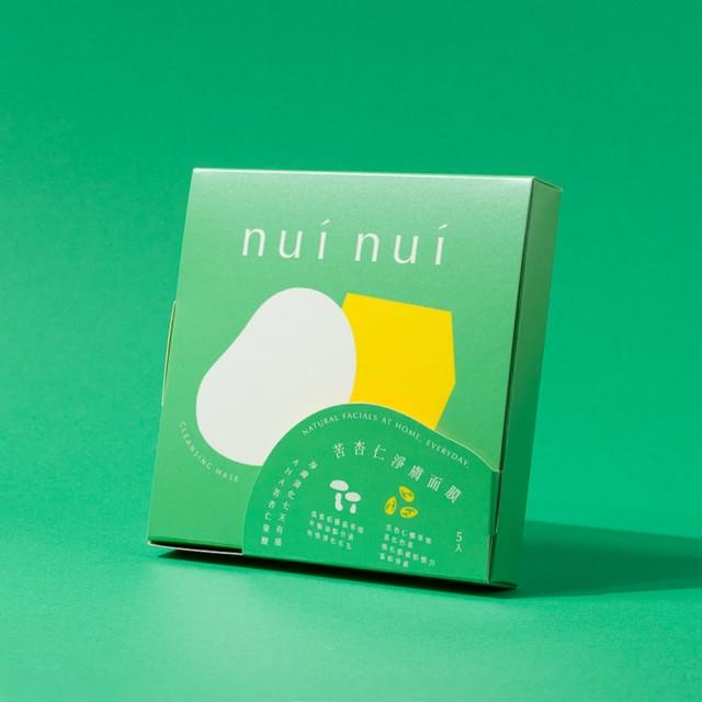nui nui面膜:苦杏仁淨膚面膜
