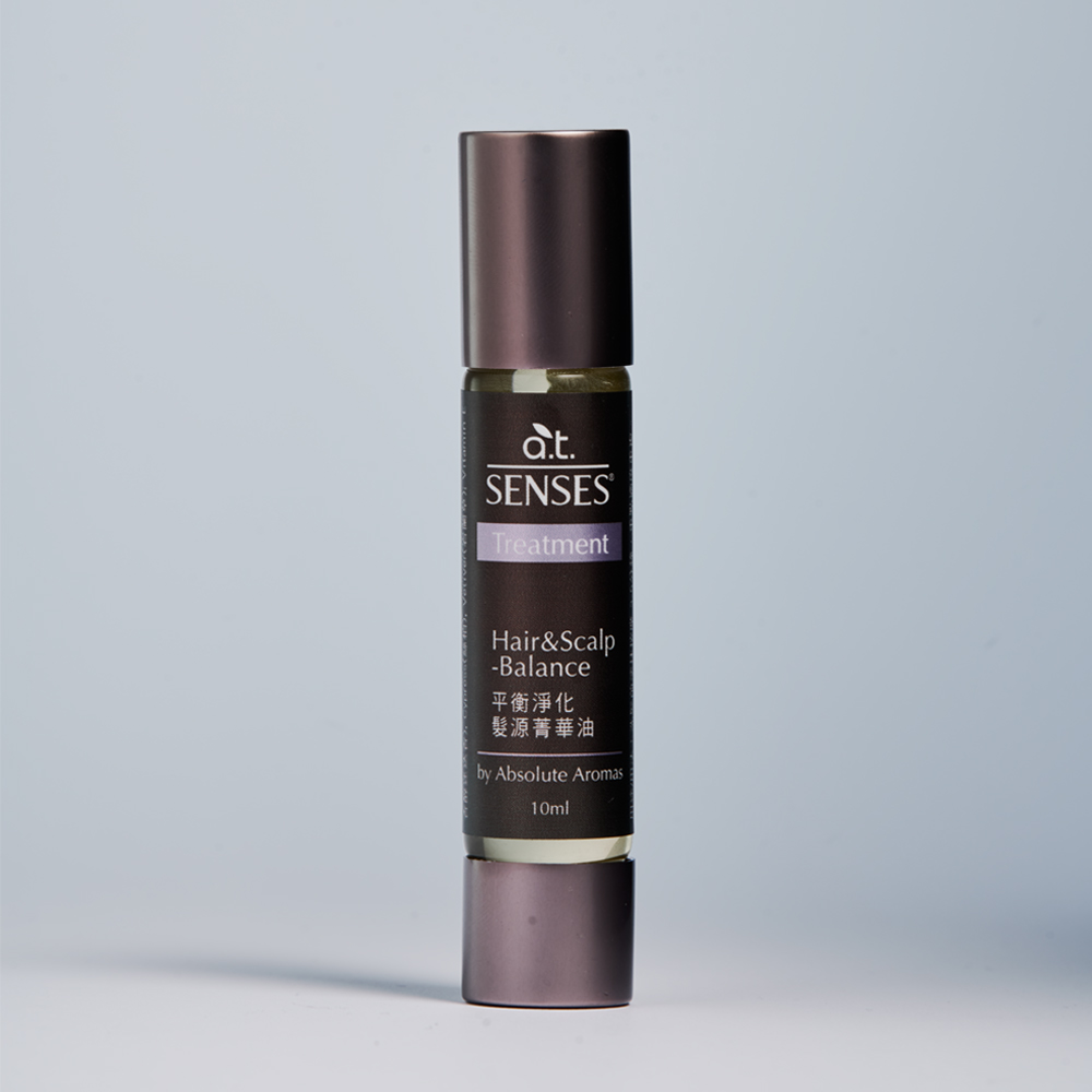 a.t.SENSES 平衡淨化 髮源菁華油