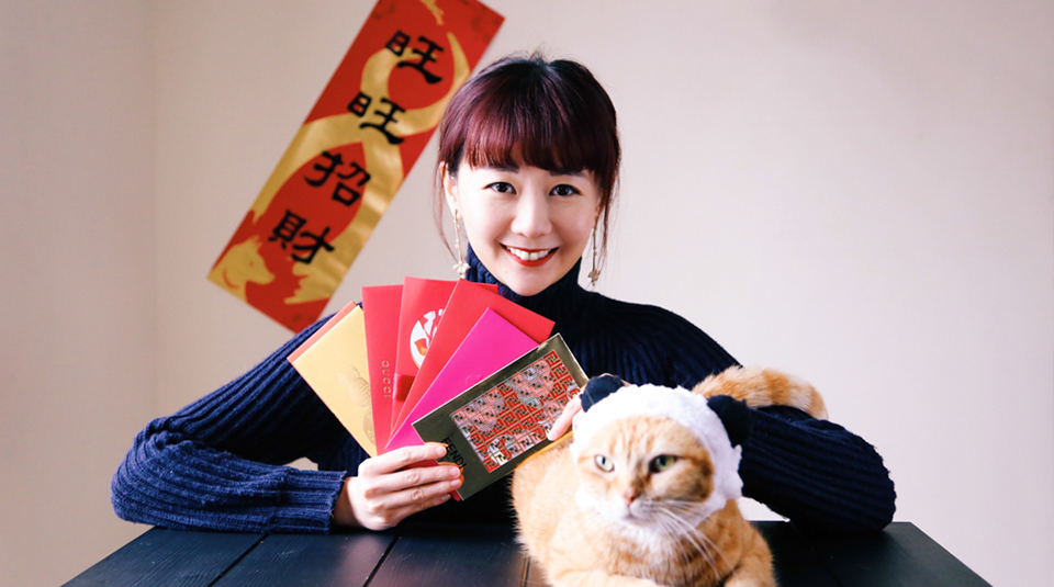 Top 14 luxury red envelopes for 2018 Chinese New Year
