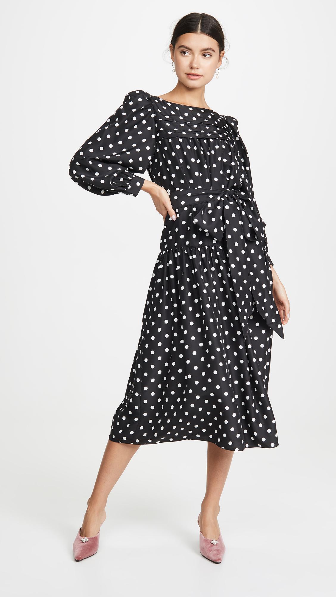 6折!Marc Jacobs點點優雅洋裝