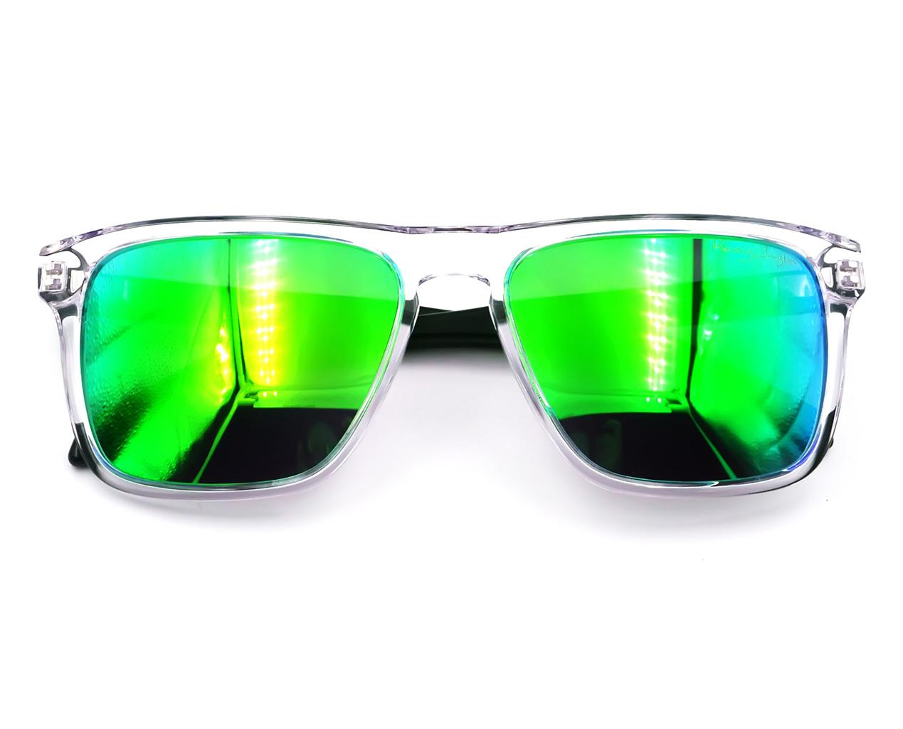 中性水銀反光墨鏡