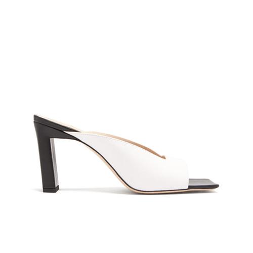 WANDLER:夏天必備穆勒涼鞋(6折)