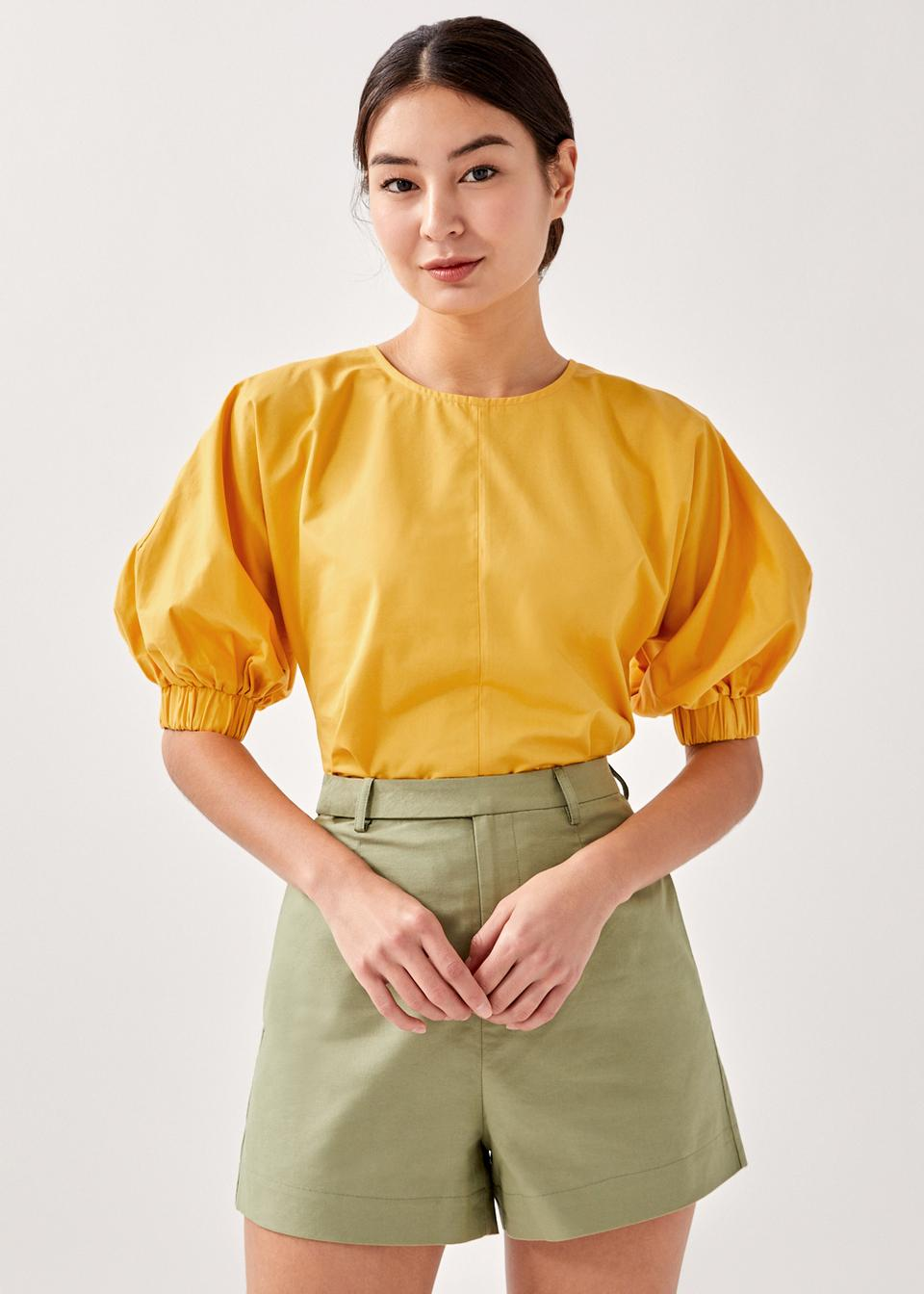 這件上衣讓在家工作的你,也能充滿活力