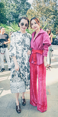 2019 SS MFW DAY 3 DIARY:INTERVIEW WITH JOLIN TSAI