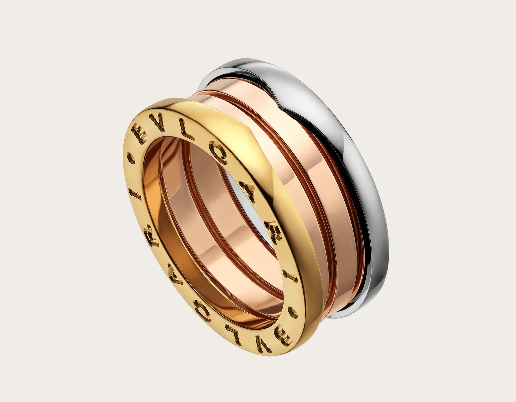 Золотые украшения Bvlgari Купить 4