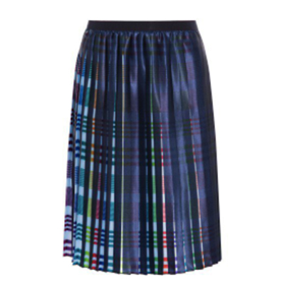 Fantasia Pleated Skirt
