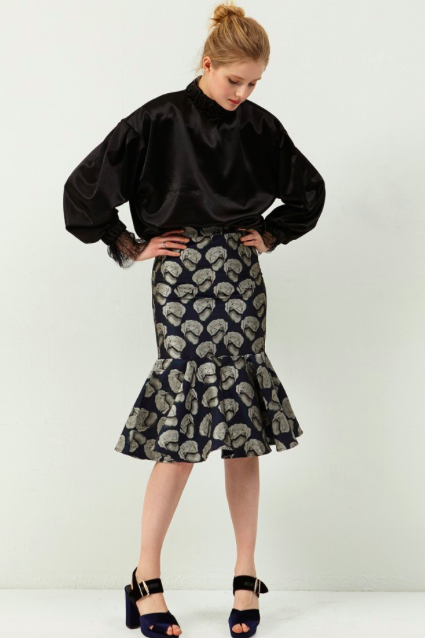 Edith Tulip Skirt