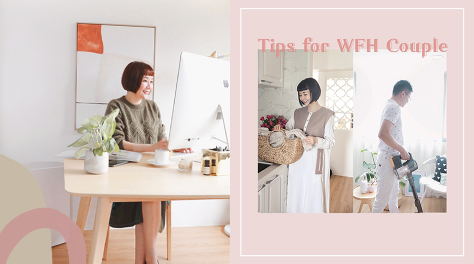 5 Tips for couple who both WFH
