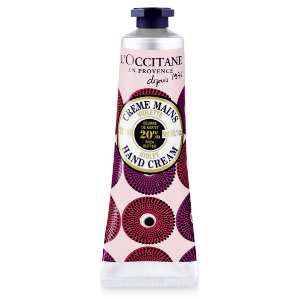 乳油木紫羅蘭護手霜