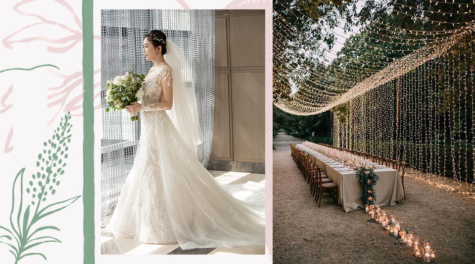 Bridal's note: 8 wedding outdoor venues you should visit