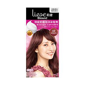莉婕:頂級奶霜泡沫染髮劑(玫瑰棕色)