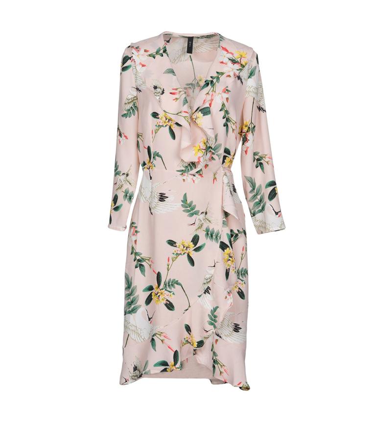 夏天洋裝清單:Y.A.S印花度假洋裝