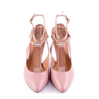 S&T STUDIO:Lisa 拼接高跟鞋