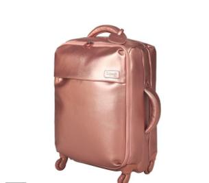 Lipault 20吋玫瑰金輕量四輪行李箱