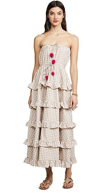 最近想買:格紋度假洋裝