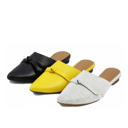 度假一定都要有一雙穆勒鞋