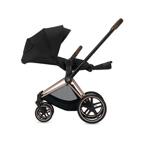 CYBEX PRIAM嬰兒推車,超級好推又方便