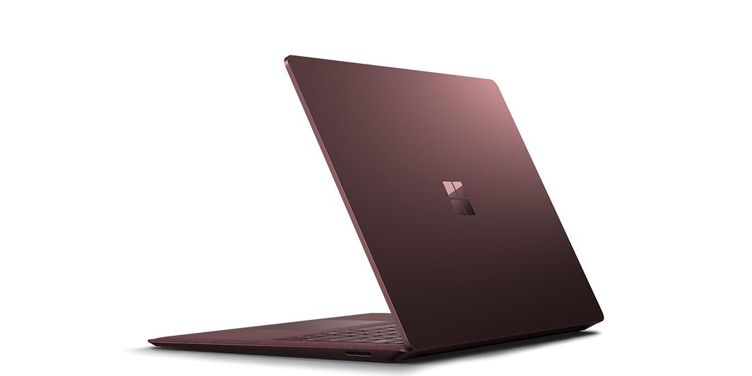 Microsoft:Surface Laptop(酒紅色)
