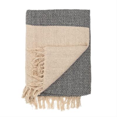 波西米亞編織被毯