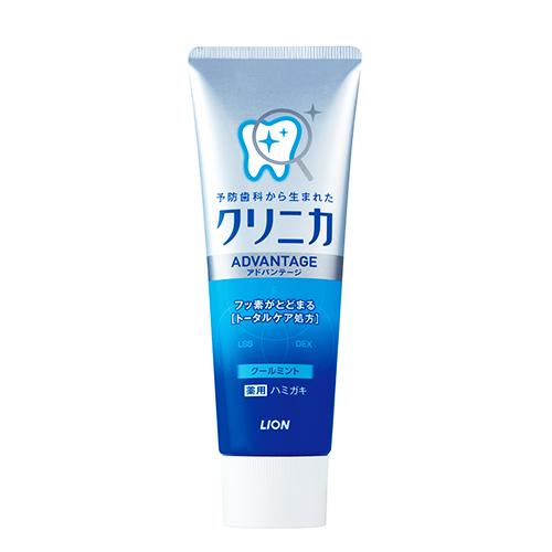 日本獅王固齒佳酵素淨護牙膏(清涼薄荷)