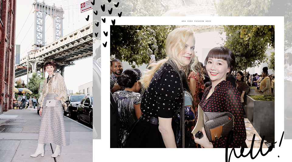 Anything can happen:The best 8 things I had in NYFW