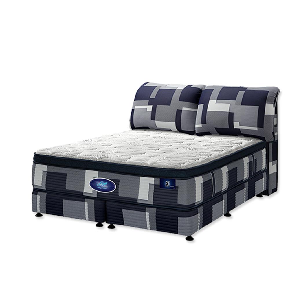 床的世界 睡眠天使科技助眠床墊