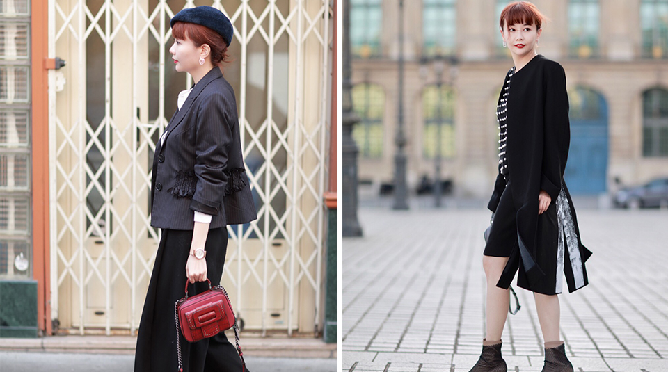 How to wear Black without looking boring-Folli Follie