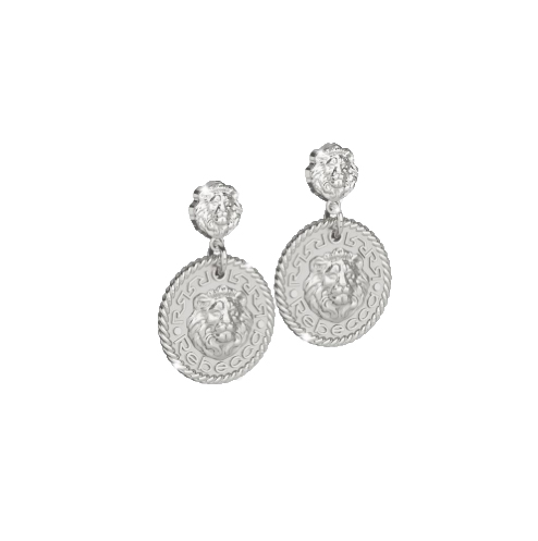 Rebecca THE LION QUEEN EARRINGS