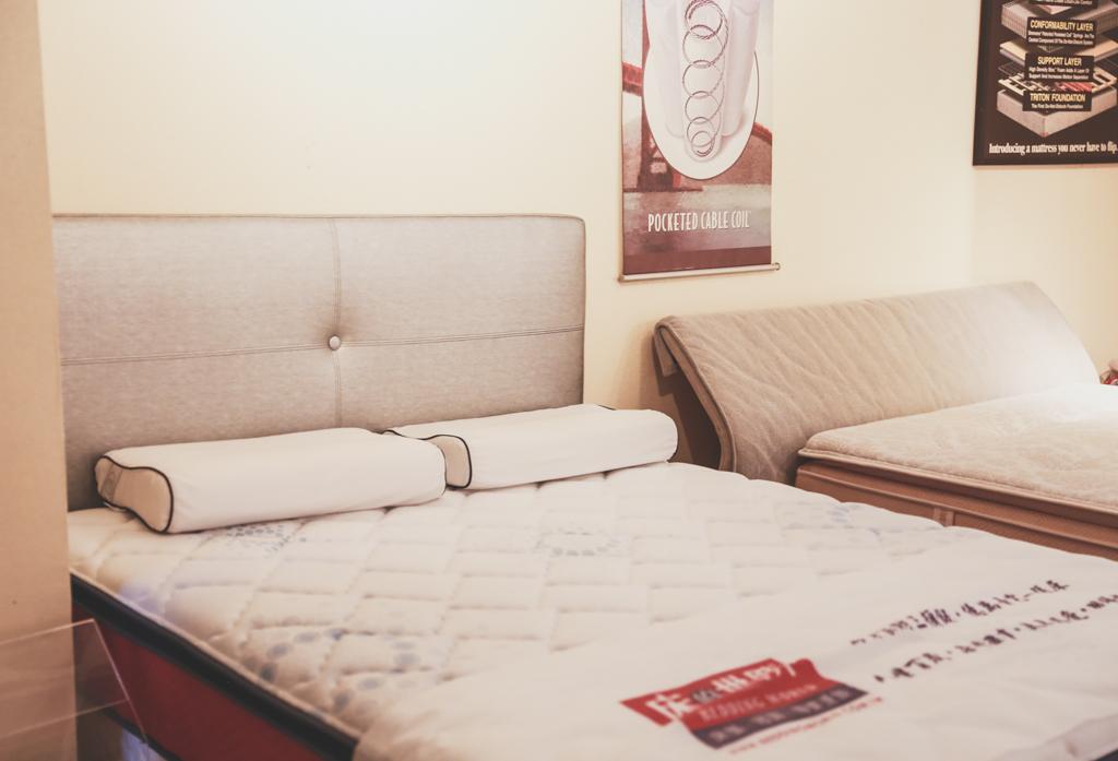 推薦好睡的床墊